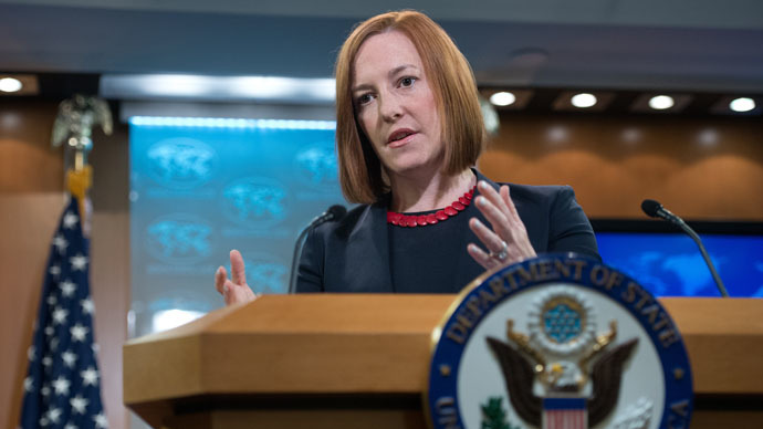 Gaffe-prone Psaki moving to the White House