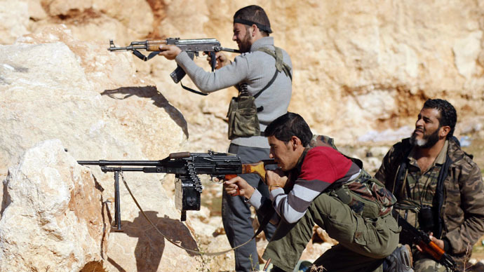 ​US and Turkey agree to train, equip Syrian rebels against ISIS
