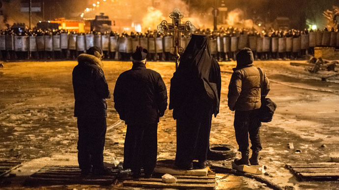'How it all ends': Slain journalist Andrey Stenin lives on in epic Maidan photos
