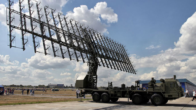 Russia deploying next-gen Nebo-M radar complexes to counter NATO threat