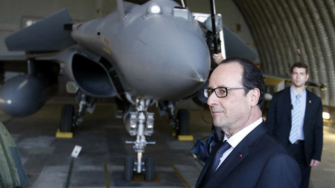 'Dangerous world': France has less than 300 nukes and still needs them