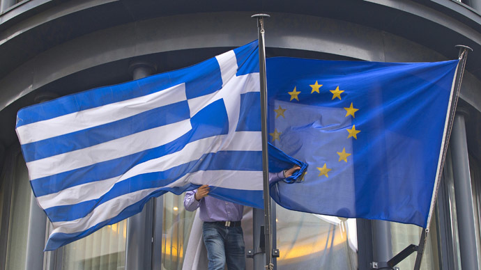 ECB prepares for Greece's exit from euro - media