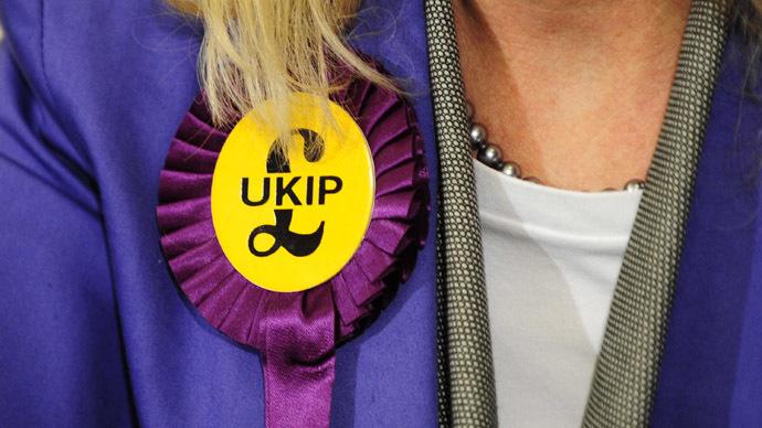 UKIP branch condemned for adding swastika to EU flag on social media