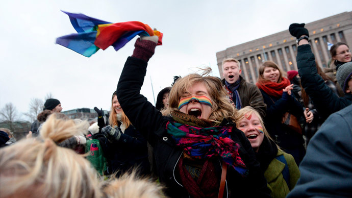 Finland president signs gender-neutral marriage bill, last among Nordic countries