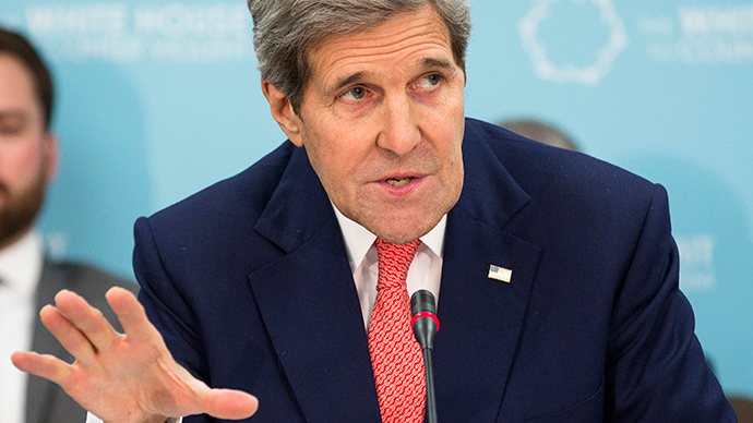 ​US, UK mulling more sanctions against Russia – Kerry