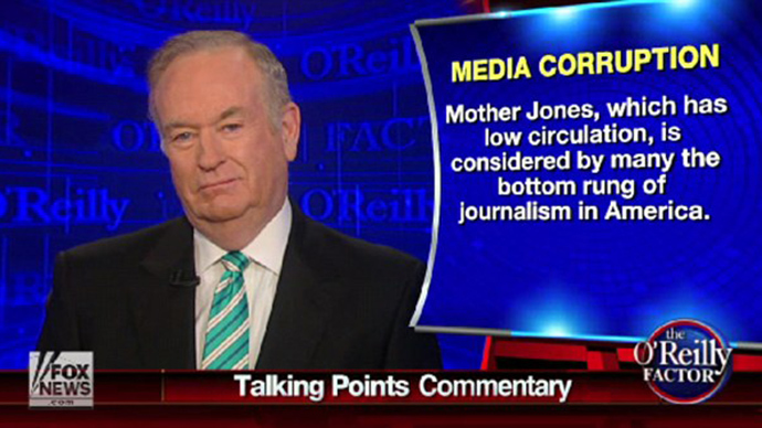 'Combat zone tales': Fox News' O'Reilly in 10-minute rant, another journo speaks out
