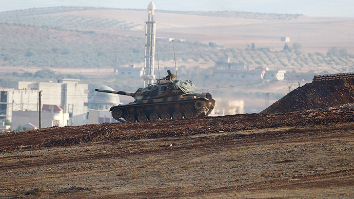 'Flagrant aggression:' Damascus livid after Turkey's incursion onto Syrian soil