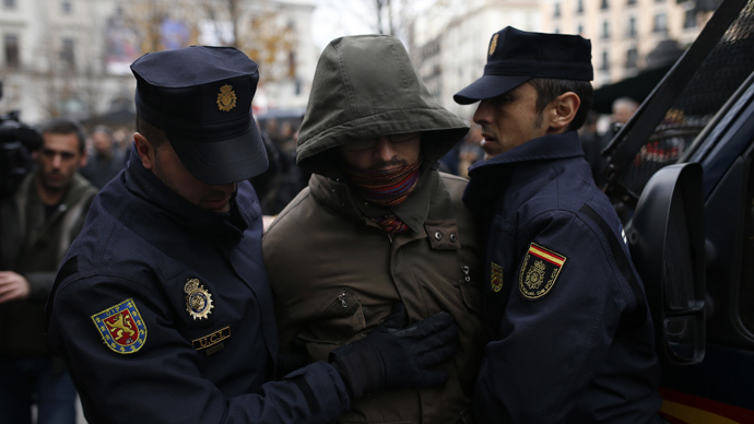 UN experts hit out at proposed Spanish 'gag law'