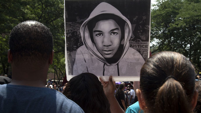Baltimore police shoot, taser a man in front of Trayvon Martin mural