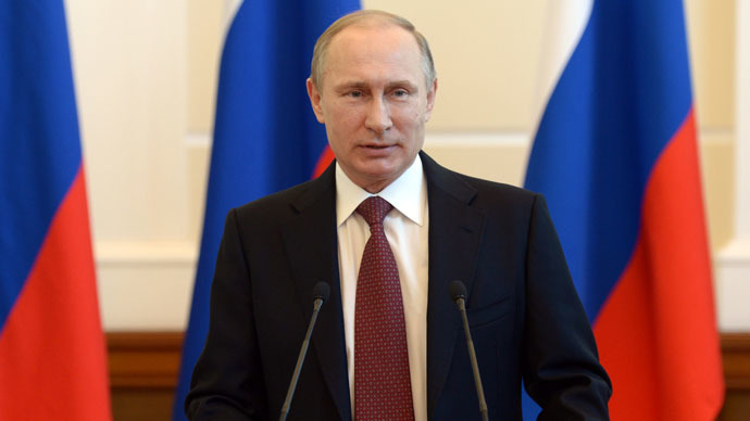 Putin: France, Germany genuinely want to find compromise over E. Ukraine