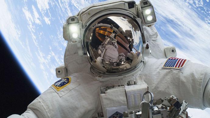 Space: The final selfie frontier