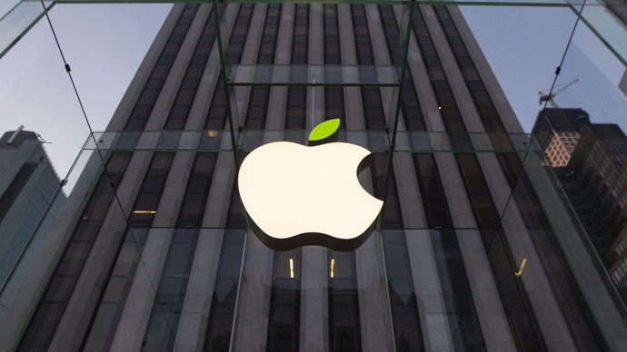 Apple worth more than double nearest runner-up Exxon