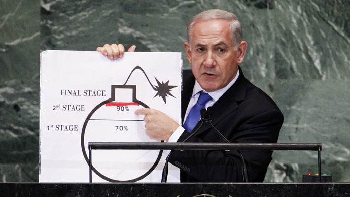 Netanyahu's claims on Iran nuclear program contradicted Mossad findings – leaked docs