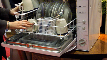 Dishwashers could be causing children allergies, study says