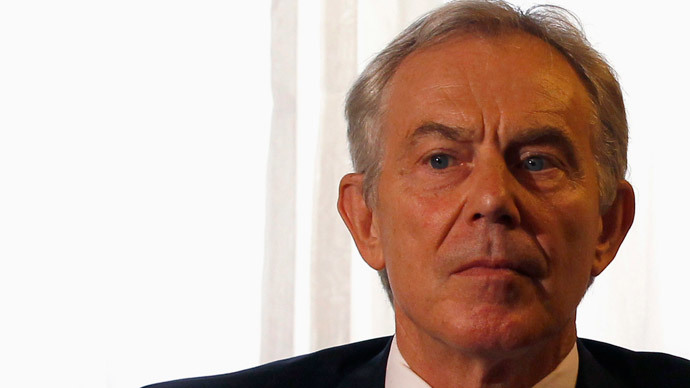 ​Tony Blair's ex-private secretary becomes Britain's ambassador to Israel