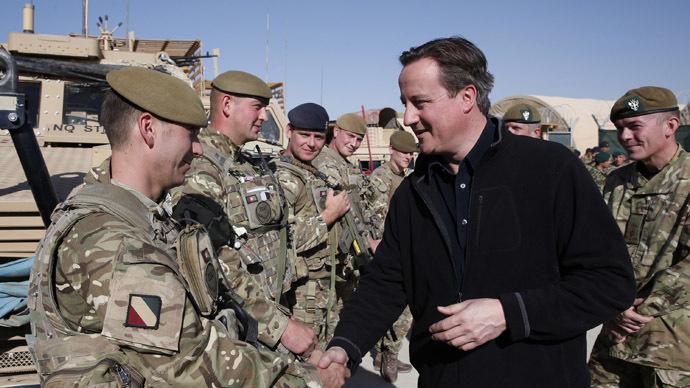 Cameron's tough-guy tactics: Warmongering & policy gaffes
