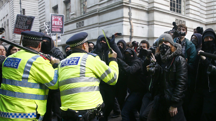 ​'Activist-busting' cops probed over attempts to recruit student moles