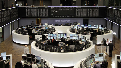 First sale of German five-year debt with negative yield