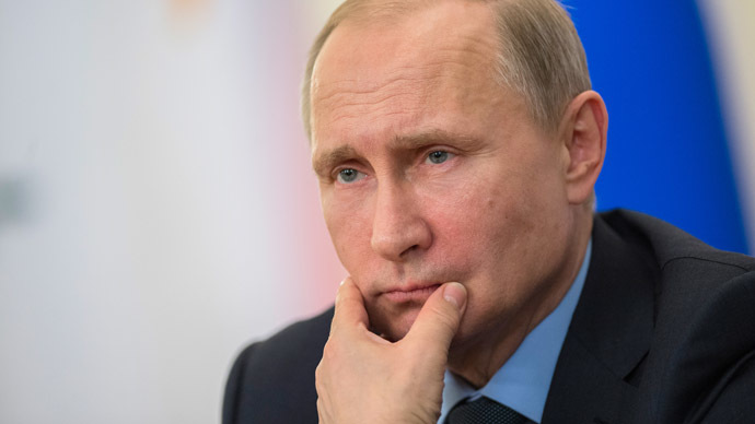 Putin: Gas supplies to Europe could suffer in 3-4 days if Kiev doesn't pay