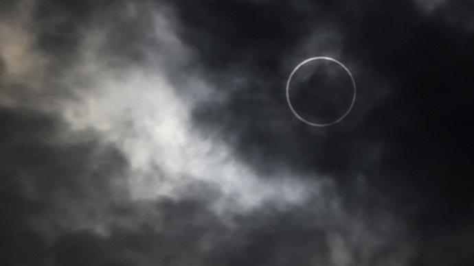Solar eclipse to plunge Britain into darkness