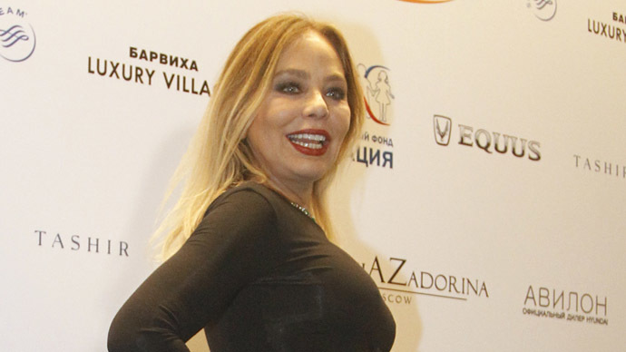 Italian actress Ornella Muti faces 8 months jail or 30,000 euro fine for skipping play to dine with Putin