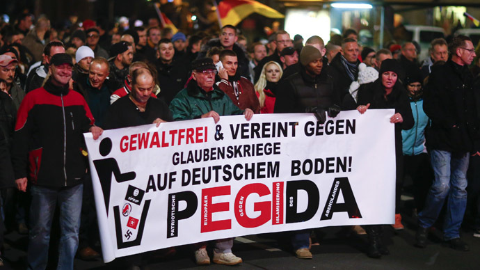 Pegida UK leader resigns ahead of Newcastle march, claim opponents