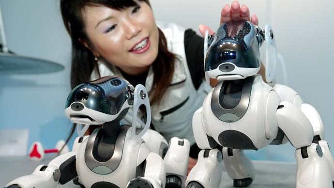 Robots with souls: Funerals held for robot dogs across Japan