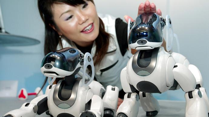 teknologi robot