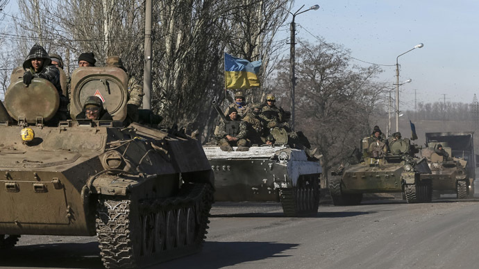 ​Kiev's West-backed 'ludicrous demands' may derail ceasefire – Moscow