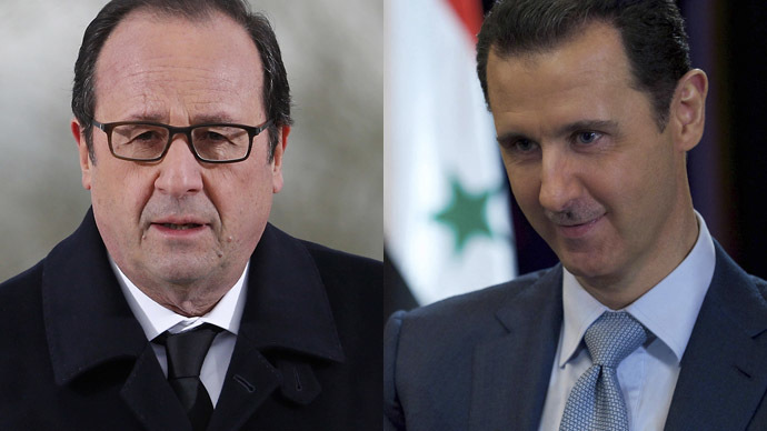 Paris livid after French lawmakers hold 'unauthorized' meetings with Assad, Hezbollah
