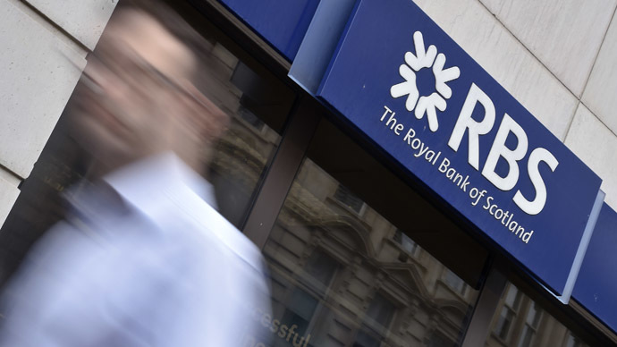 Bailed-out RBS offers staff 'outrageous' bonuses despite £3.5 bn losses in 2014