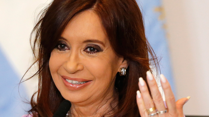 Judge dismisses case against Argentine president over Jewish center bombing cover-up