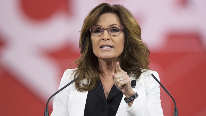 Obama to blame for ISIS rise, kill them like Nazis - Palin