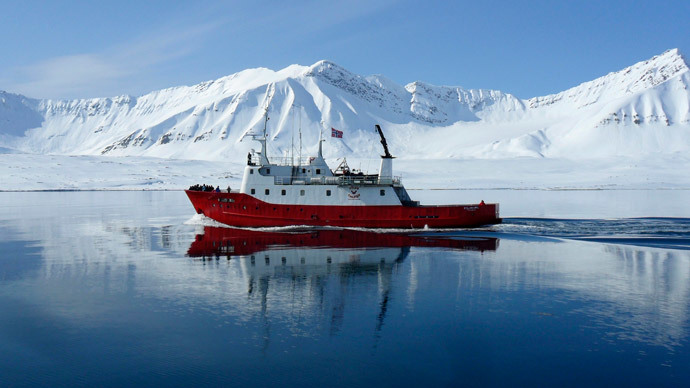 Appoint Arctic ambassador or be 'outmaneuvered' – UK Lords
