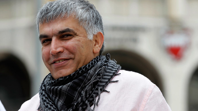 'I could be arrested any moment' – Bahraini opposition activist Nabeel Rajab to RT