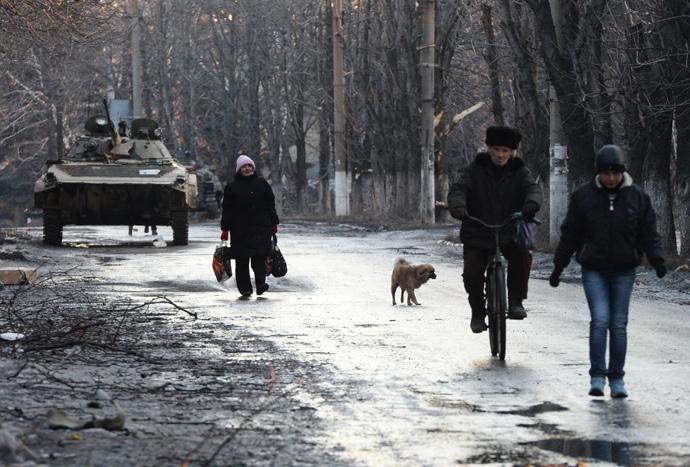 RIA Novosti / Michail Voskresensky