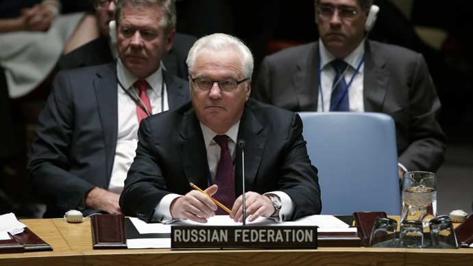 US, UK meddling in OSCE's mandate in Ukraine – Russia's envoy to UN