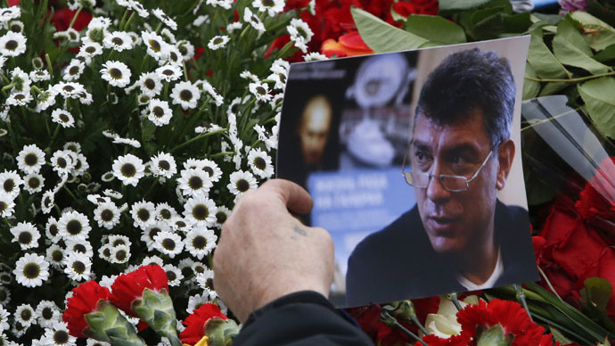 Opposition politician Nemtsov's murder caught on CCTV camera (VIDEO)