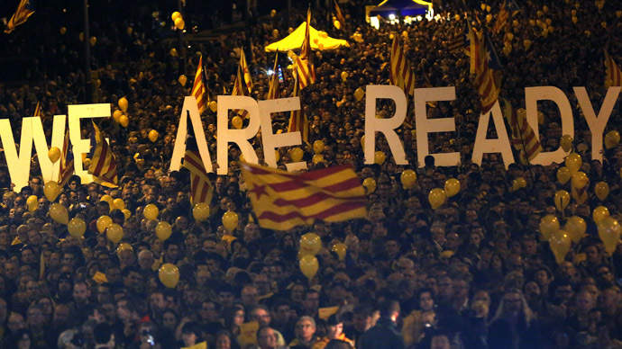 Catalonia prepares to set up own foreign missions, tax system amid independence drive