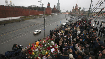 Lavrov: Nemtsov killing a 'filthy' crime, will be investigated with utmost vigor