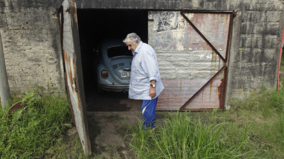 Ex-guerrilla, pot-legalizing, champion of the poor president: Uruguay's Mujica steps down