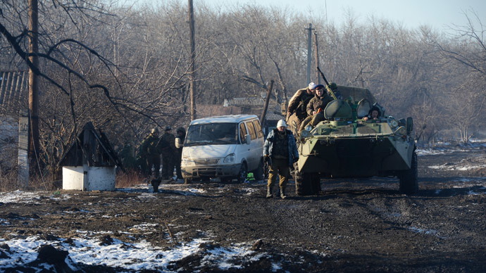 ​Lugansk has fully withdrawn heavy weapons, passed info to OSCE – militia