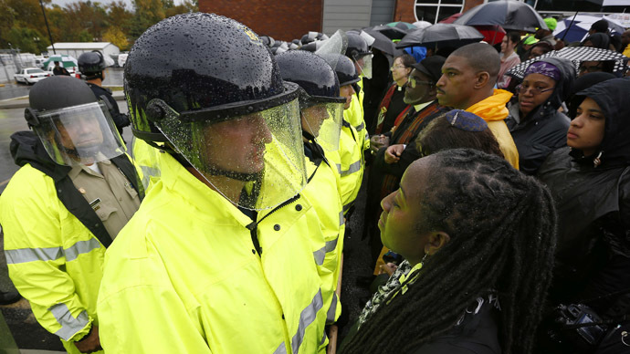 Ferguson police levied excessive traffic fines on blacks – DOJ leak