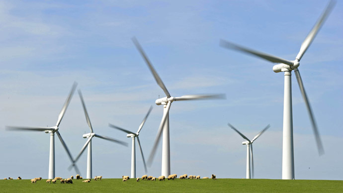 ​Green power: UK hits 12-year low in attracting renewable investment