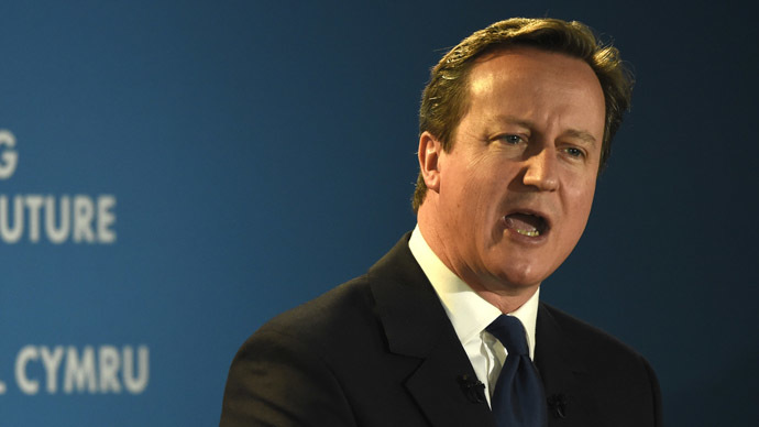 Cameron's migration policy a 'mistake' – ex-Tory ministers