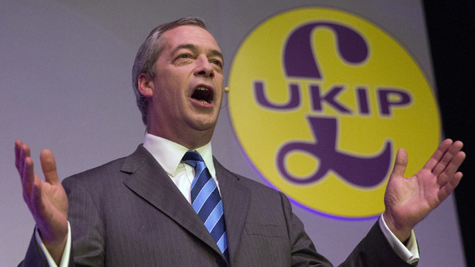 'I'd be a bad prime minister,' UKIP's Farage admits