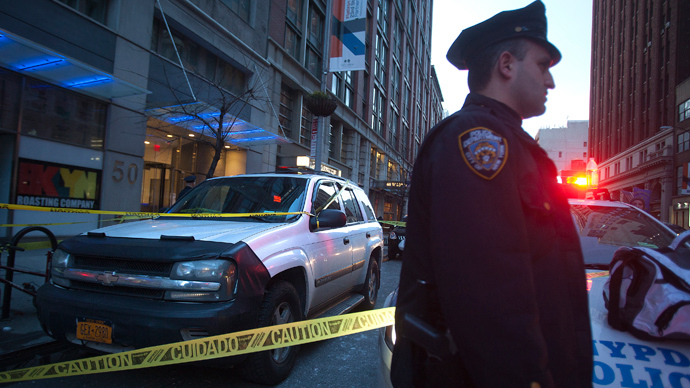 NY police trained to use new technique to subdue suspects