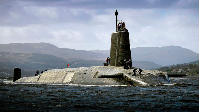 Nuclear safety incidents soar 54% at UK's Clyde sub base & arms depot