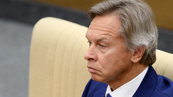 US ignores Russia's offers of talks – Duma foreign relations chief