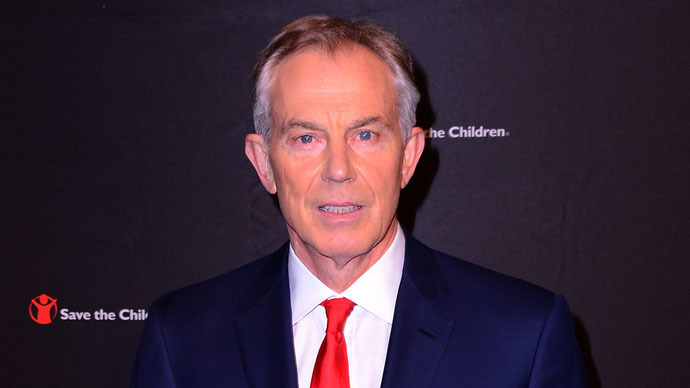 Save the Children apologizes for handing Tony Blair legacy award